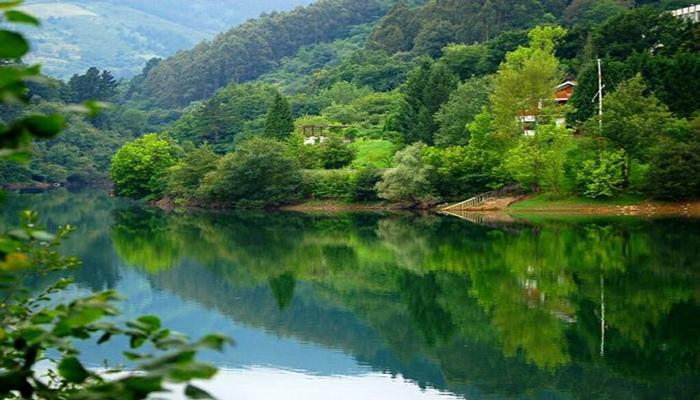 معرفی دریاچه های طبیعی آذربایجان