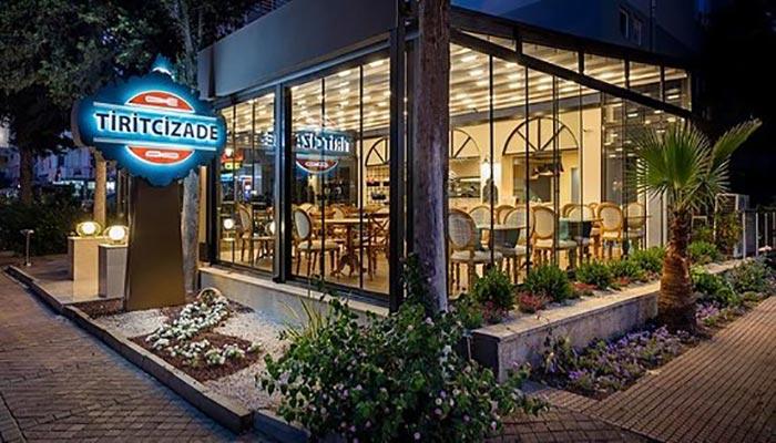 رستوران-ترتیتسیزید