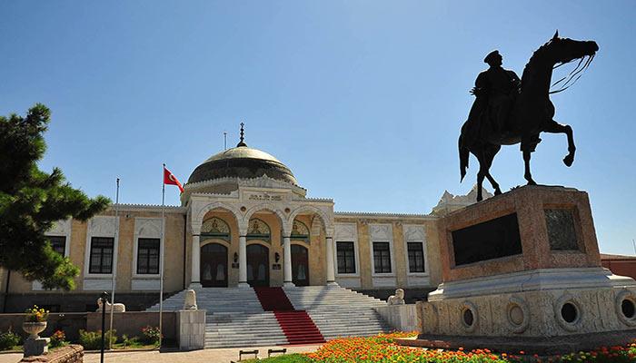 موزه-فرهنگ-شناسی-آنکارا-(Ethnography-Museum-Ankara)