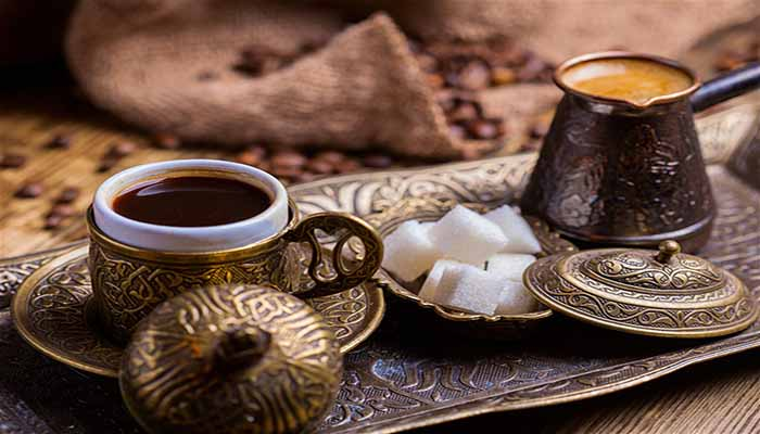 قهوه ترک (Turkish coffee)