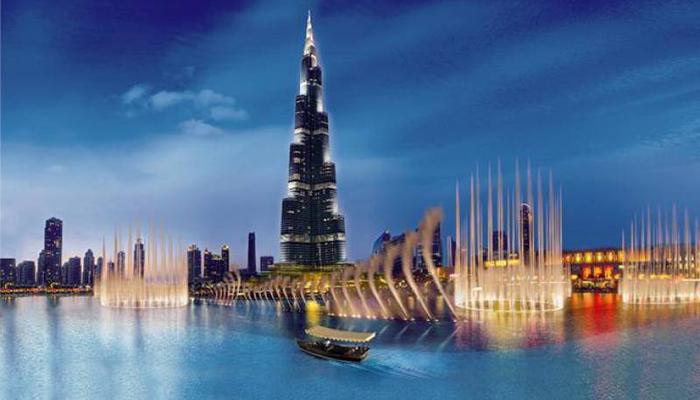 برج خلیفه دبی (Burj Khalifa)