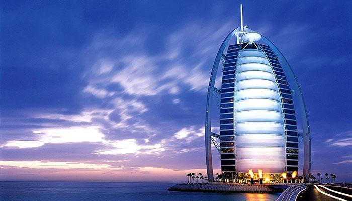 برج العرب دبی (burj al arab)
