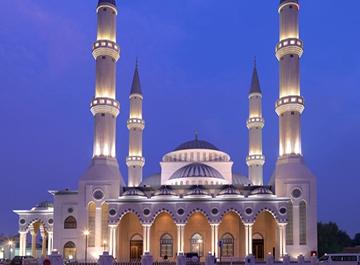 زیباترین مسجدهای دبی