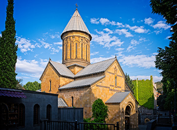 کلیسا کاشوتی گرجستان ( Kashveti Church )