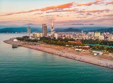 باتومی پایتخت توریستی گرجستان