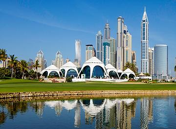 بهترین باشگاه های گلف دبی