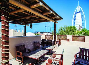 یک کافه گردی عالی در دبی