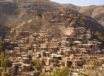 روستای کنگ طرقبه مشهد