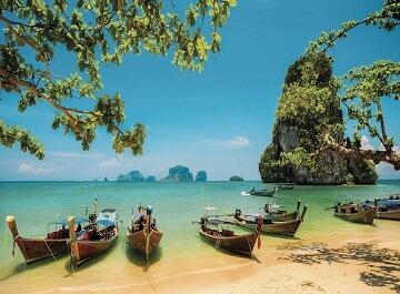 تایلند بهشت آسیا