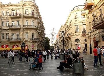 ارزان ترین هتل های باکو