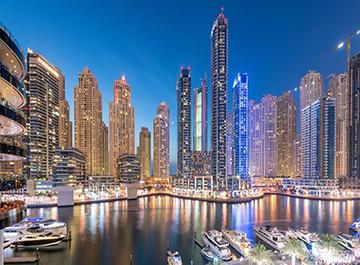 آشنایی با محله های معروف دبی
