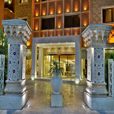 تور شیراز هتل زندیه