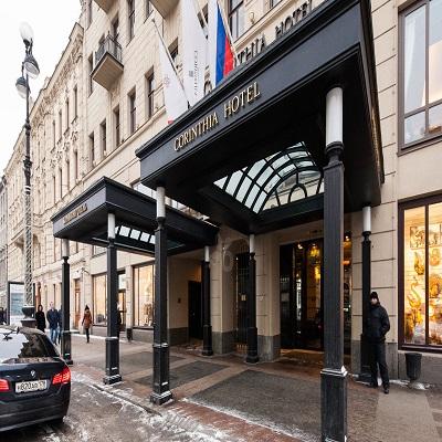 تور روسیه هتل کورینتیا