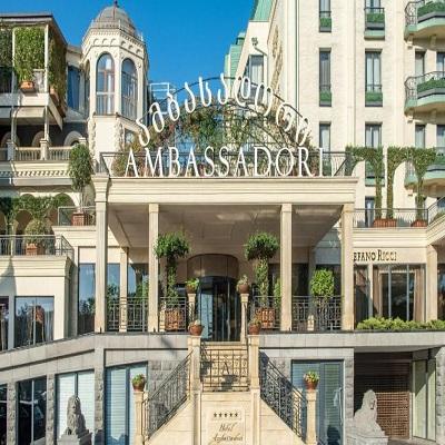 تور گرجستان هتل آمباسادوری