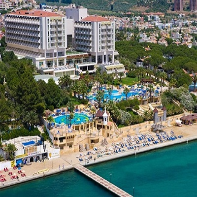 تور کوش آداسی هتل فانتاسیا دلوکس