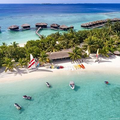 تور مالدیو هتل شرایتون