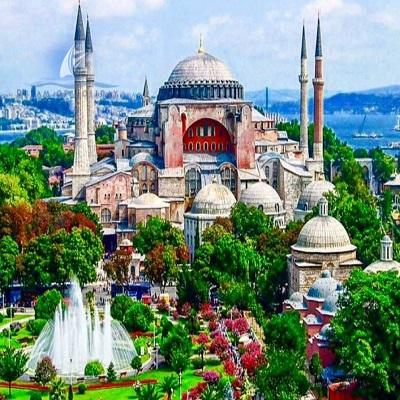 تور استانبول آفر شهریور ماه