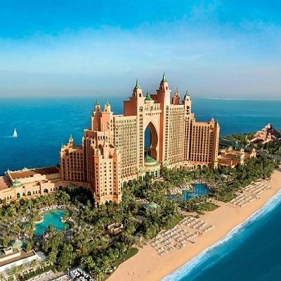 تور دبی هتل آتلانتیس