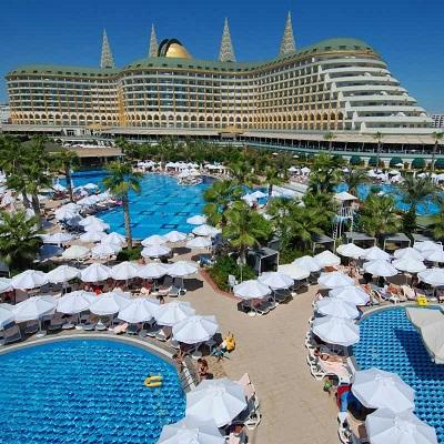 تور آنتالیا هتل دلفین امپریال