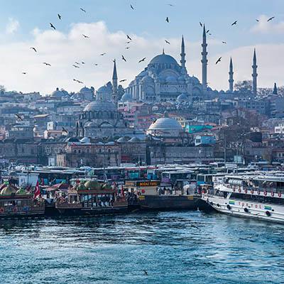 تور استانبول مرداد ماه