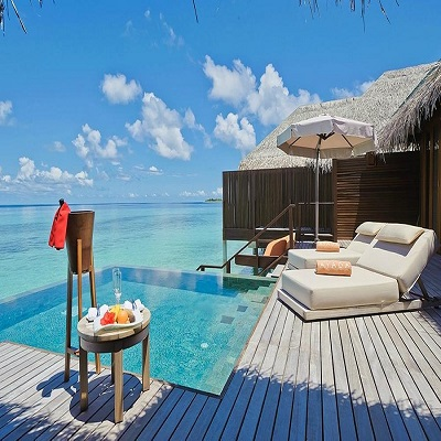 تور مالدیو هتل آیادا
