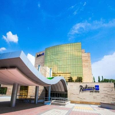 تور ارمنستان هتل رادیسون بلو